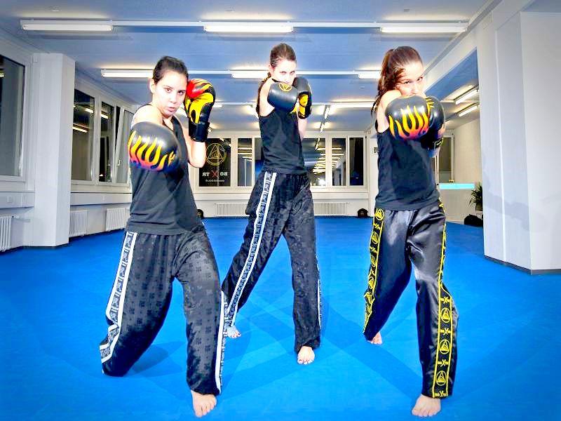 Kickboxen Leipzig